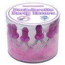 Bachelorette Party Favor ~Pink Pecker Penis Tiara Crown