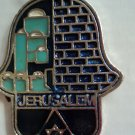New hamsa hand fatima jerusalem blue evil eye free shipping