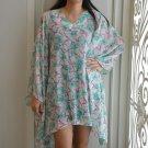 4031 Caftan Kaftan Kimono Tunic Cover-ups Blouse Top M L XL 2XL 3XL
