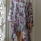 4056 Caftan Kaftan Kimono Tunic Cover-ups Blouse Top M L XL 2XL 3XL