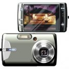 "3.0-inch LCD, 1/2.5"" CCD 8.0M Pixel Digital Camera, Optical Zoom"