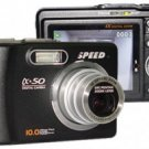 5.3 Megapixel Optical Zoom Digital Camera, Panasonic CCD Sensor
