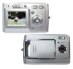 Digital Camera, 12M Pixel, 16MB Int. Mem., SD/MMC Slot