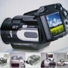 Digital Camcorder, 11M Pixel, 2.0-inch LCD, SD/MMC Slot, 16MB