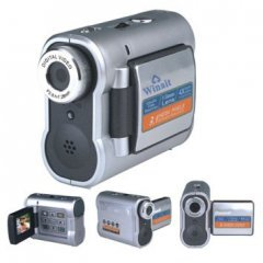 Digital Camcorder, 3.1M Pixel, SD/MMC Slot