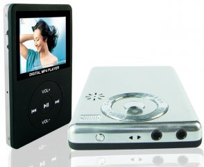 Elite MP4 Player with Camera - 2.4 inch Screen - 2G + SD Slot