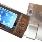 MP4 Player 1GB, 2M Pixel, 2.5-inch LCD, Metal casing, SD Slot