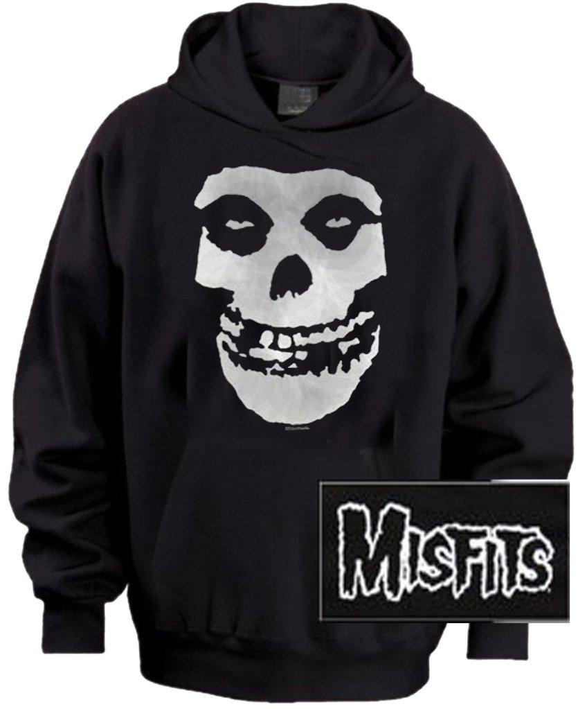 Misfits Fiend Logo Hoodie Men's Sizes S-XL