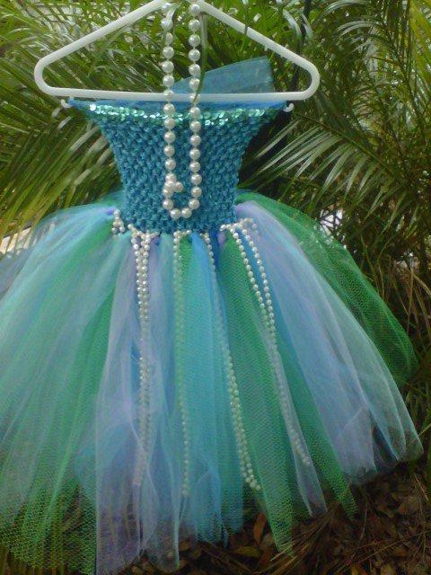 HANDMADE TUTU DRESS SIZE  6MONTHS TO T0 6X GIRL