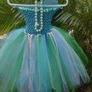 CUSTOM MADE DIVA TUTU DRESS BIRTHDAY PACKAGE 3