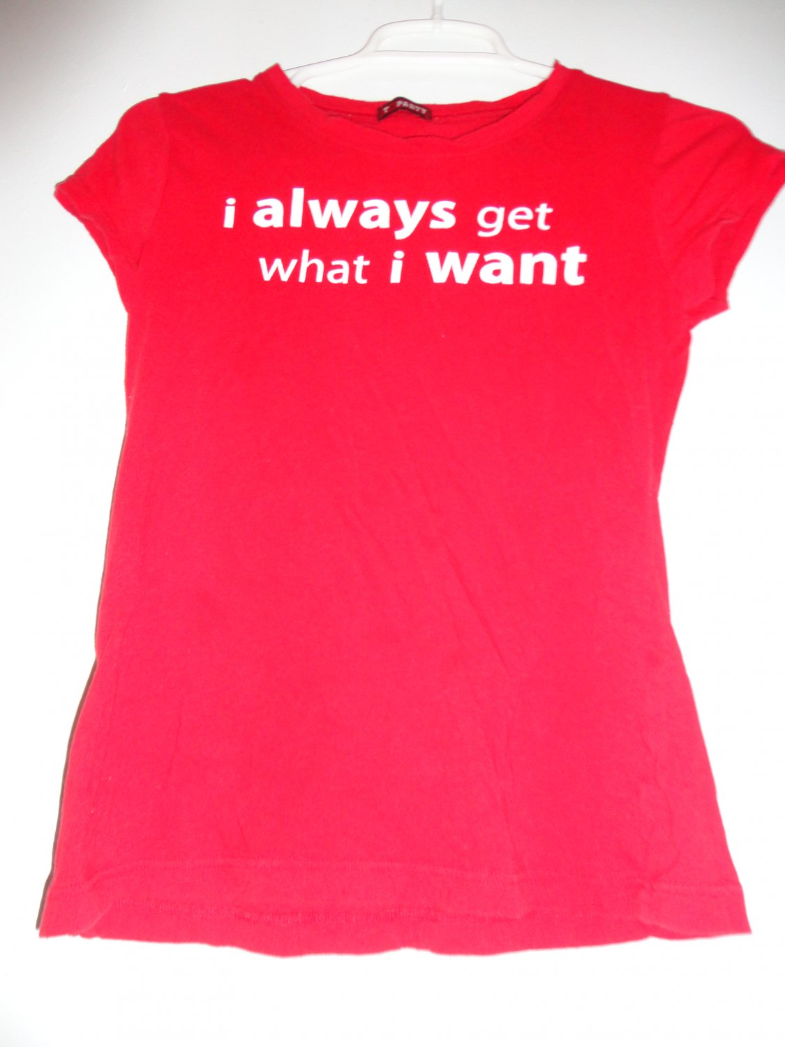 Red Party Shirt-Small Size