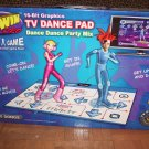 Dance Dance Revolution Dance Pad- TV Plug-N-Play