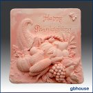 Soap and Candle Mold – Thanksgiving