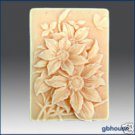Silicone Soap Mold – 2D Flower Power