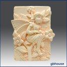 2D Silicone Soap Mold –Savannah: Fairy of Grasslands