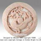 Dragon- Feng Shui design- Silicone Soap Mold