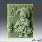 Silicone Soap Mold - Country Ragdoll – Missy