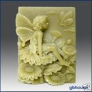 Season fairy - Autumn fairy silicone Soap Mold