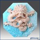 Dragon- Silicone Soap Mold