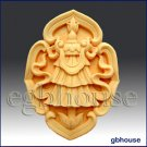 2D Silicone Soap Mold - The Buddhist Victory Flag