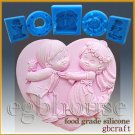 Silicone Soap/sugar craft/fondant/chocolate/candy Mold – Wedding Flower Fun