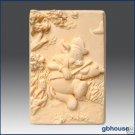 Silicone Soap Mold – Fiddling Piggy