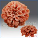 3D Silicone Soap Mold - Marigold - free shipping