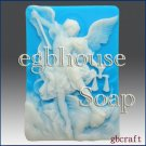 """You are buying a soap - """"The Archangel Michael"""" handmade Scented soap"""