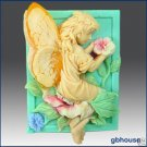Silicone Soap Mold – Anya - the Queen of Fairies