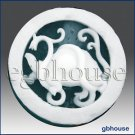 Turtle - Feng Shui design- Silicone Soap Mold