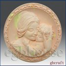 2D Silicone Soap Mold – Mom Holds Me Close