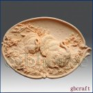 2D Silicone Soap Mold-Thanksgiving Turkey Platter - Free Shipping