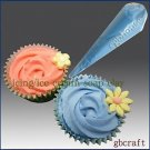 Crafter's Soap Clay Frosting ** Blue -100g ** (Non-edible)