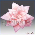 Poinsettia - Soap 3D Silicone Mold - buy from original designer and maker