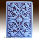 Blooms of the Orient - 2D silicone Soap/polymer/clay/cold porcelain mold