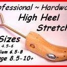 2 - #1LG. 8.5-10+ High Heel SHOE STRETCHER FREE Liquid