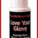 Baseball Glove Cleaner & Conditioner for lace FREE SHIP