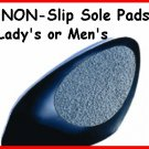 Men's Sole GRIPS for bottoms of shoes non slip material