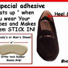 6prs Mens/Ladys HEEL GRIPS for SHOES FREE SHIPPING