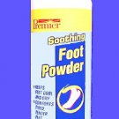 NEW! LARGE Bottle of Soothing FOOT POWDER Deodorize!