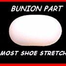 2 Plastic Bunion parts & Jt Foote Liqid SHOE STRETCHER