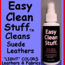 4 oz Spray Suede LEATHER CLEANER Shoe s Coat, Purse