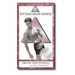 Fitness Made Simple Video Vhs