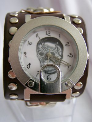 Skull watch - MGMAW-25240 (002)