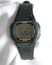 Casio Digital Chronograph Illuminator Sports Watch