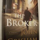The Broker By John Grisham-Large Print Edition
