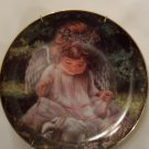 An Angel's Kindness - Bradford Exchange Collectors Plate