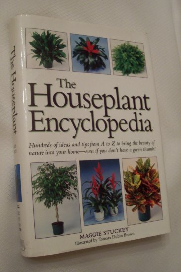 The Houseplant Encyclopedia - Large Print Edition