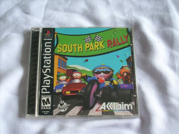 Playstation South Park