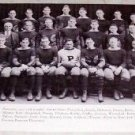 PRINCETON UNIVERSITY 1922 FOOTBALL TEAM PHOTO